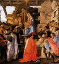 Botticelli Sadro Adoration Of The Magi