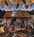Botticelli Sandro Mystic nativity