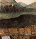 botticelli the punishment of korah detail