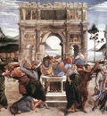Botticelli The Punishment of Korah