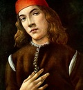 Portrait of a young man 1483 EUR