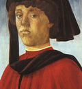 Portrait of a young man EUR