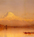 Gifford Sanford Robinson Mount Rainier Bay of Tacoma