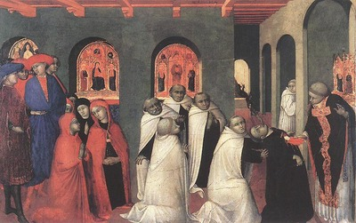 SASSETTA Miracle Of The Eucharisty