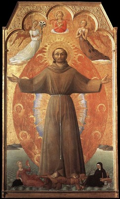 SASSETTA The Ecstasy Of St Francis
