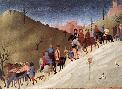 SASSETTA The Journey Of The magi