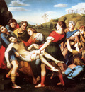 Sassoferrato Giovanni Battista Salvi The Entombment