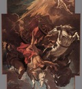 RICCI Sebastiano Fall Of Phaeton