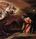 RICCI Sebastiano Prayer In The Garden
