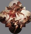 RICCI Sebastiano The Punishment Of Cupid