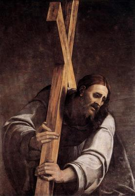 Piombo Sebastiano del Christ Carrying the Cross