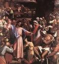 Piombo Sebastiano del The Raising of Lazarus