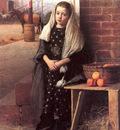 Guy Joseph Seymour The Little Orange Girl