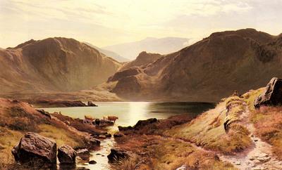 Percy Sidney Richard Easdale Tarn Westmoreland
