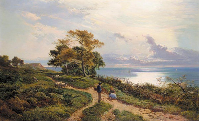 Percy Sidney Richard Overlooking the Bay