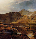 Percy Sidney Richard Williams Cattle And Sheep In A Scottish Highland Landscape