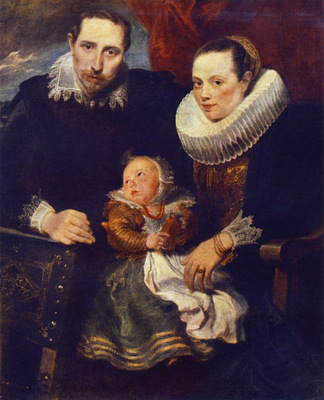 Family Portrait WGA
