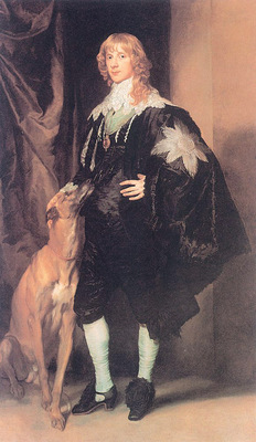 James Stuart Duke of Lennox and Richmond CGF