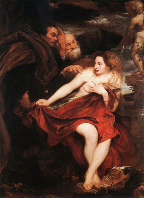 Susanna and the Elders WGA
