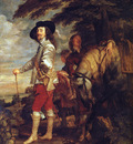 CharlesI King of England at the Hunt WGA