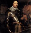 Dyck Anthony van Portrait Of Frederik Hendrik