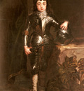Dyck Sir Anthony Van Portrait Of Charles II When Prince Of Wales