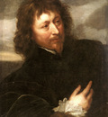 Dyck Sir Anthony Van Portrait Of Endymion Porter