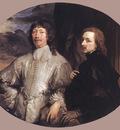 Sir Endymion Porter and the Artist WGA