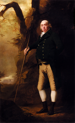Raeburn Sir Henry Portrait Of Alexander Keith Of Ravelston Midlothian