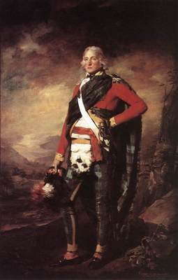 Raeburn Sir Henry Portrait of Sir John Sinclair