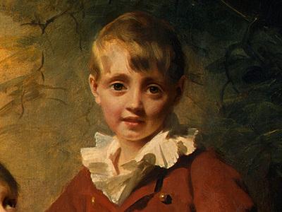 Raeburn Sir Henry The Binning Children dt1