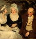 Raeburn Sir Henry John Johnstone Betty Johnstone and Miss Wedderburn