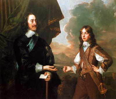 Lely Sir Peter Charles I An The Duke Of York