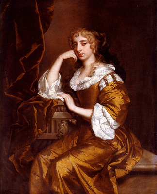 Lely Sir Peter Portrait Of Mrs Charles Bertie