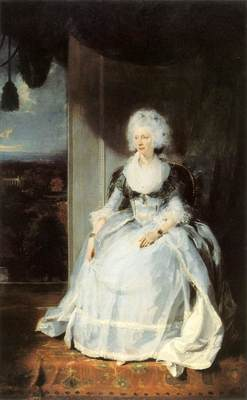 Queen Charlotte EUR