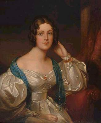 Sir Thomas Lawrence LADY CONSTANCE CARRUTHERS