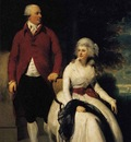 LAWRENCE Sir Thomas Mr And Mrs John Julius Angerstein