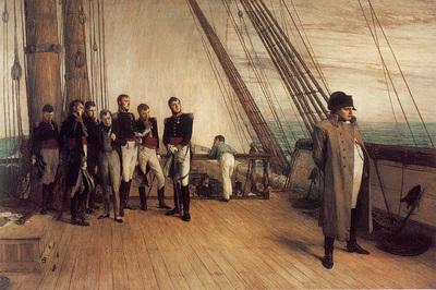 Orchardson William On Board HMS Bellerophon