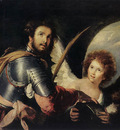STROZZI Bernardo St maurice And The Angel