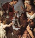 strozzi bernardo the charity of st lawrence 1639