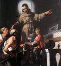 STROZZI Bernardo The Miracle Of St Diego Of Alcantara