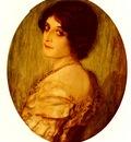 Stuck Franz von Weibliches Portrat