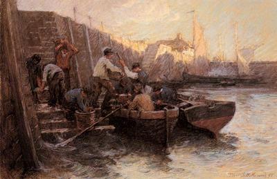 Williams Terrick Lobster Fisherman