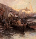 Williams Terrick Lobster Fisherman