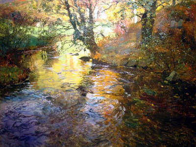 Thaulow Fritz At Quimperle