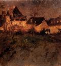 Thaulow Fritz Fra Beaulieu