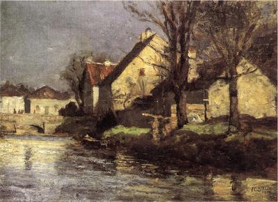 Steele Theodore Clement Canal Schlessheim