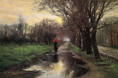 Steele Theodore Clement Meridian Street Thawing Weather