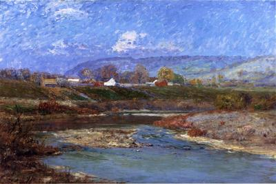Steele Theodore Clement November Morning