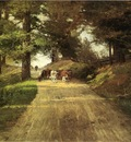 Steele Theodore Clement An Indiana Road